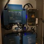 Stockage d'énergie sur batterie LIthium