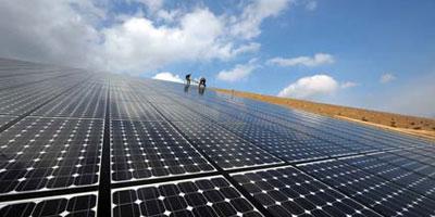 Photovoltaique agricole damian