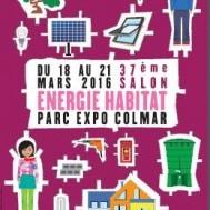 Salon Energie Habitat au parc expo de Colmar