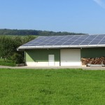 Hangar agricole 20KWc – Alsace 67